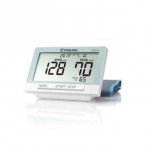เครื่องวัดความดันโลหิตดิจิตอล ยี่ห้อTERUMO รุ่น ES-W100 ตั้งเป็นนาฬิกาได้ พร้อม adapter