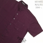 เสื้อเชิ้ตแขนสั้น ชาย NANAPA Shirts SS-005