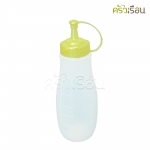 Reangwa Standard - ขวดซอสพลาสติก เหลือง 350 ml. 9052