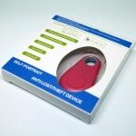 iTag Bluetooth 4.0 Keyring Anti-Lose - Pink