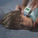 ปรอทดิจิตอลอินฟราเรด ชนิดวัดทางหู Microlife รุ่น IR 1DF1-1