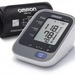 เครื่องวัดความดันโลหิต ยี่ห้อ ออมรอน/omron รุ่น HEM7320 แทน HEM-7221 (รับประกัน 5 ปี) พร้อมดูแลตลอดอายุการใช้งาน ฟรี!!! Adapter Omron