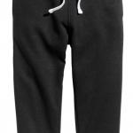 1715 H&M Sweatpants - Black ขนาด 8-9 ปี