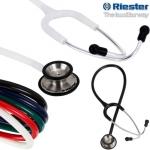 หูฟังแพทย์ STETHOSCOPE Riester รุ่น duplex สแตนเลส สำหรับผู้ใหญ่ ผลิตภัณฑ์ประเทศเยอรมัน รับประกัน 3 ปี