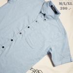 เสื้อเชิ้ตแขนสั้น ชาย NANAPA Shirts SS-001