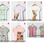 2076 Gap Kids Graphic T-Shirt ขนาด 6-7,8,10,14-16 ปี