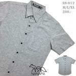 เสื้อเชิ้ตแขนสั้น ชาย NANAPA Shirts SS-012