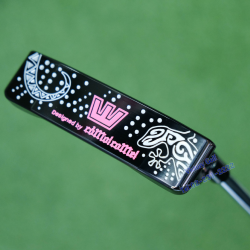 "Pt.David Whitlam Come!Come! Putters 34"" (NEW)"