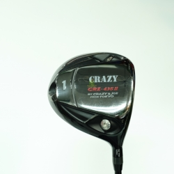 D.Crazy 435ll 10° / CB-50 Black (Flex 7.4) 45.5''/325g./D2.5/CPM252