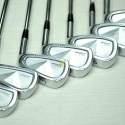 Iron set Titleist 591 4-9,P / Dynamic Gold S400 (Flex S)