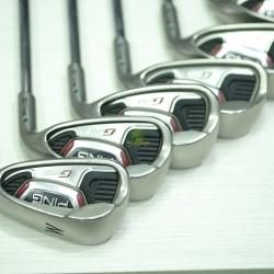 Iron set Ping G20 6-9,W,U,S / N.S Pro 950GH (Flex S)