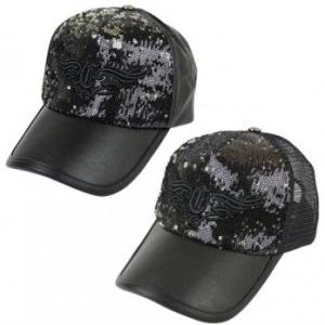CRAZY SPANGLE CAP