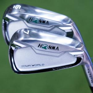 Iron set Honma TW737 VS 6-10,11 ก้าน Vizard (Flex S)