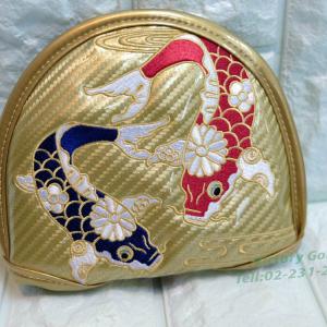 Cover Putter WinWin Style Takinobori (Gold-Mallet)