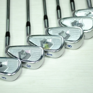 Iron set George Spirits 5-10,A / KBS Tour (Flex S)
