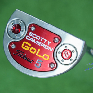 P/T Scotty Cameron GoLo5 33""