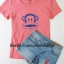 SP028 Paul Frank T-Shirt + Zara Kids short jeans