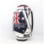 AUSTRALIAN FLAG - RED WHITE & BLUE STAFF GOLF BAG thumbnail 1