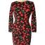Pre-order ชุดทำงาน เดรสเข้ารูป สีขาวดำ classy check dress คัตติ้งสวยเนี้ยบ มีไซส์ใหญ่ S - XXL สำเนา thumbnail 5