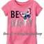 1876 Carter Butterfly Graphic Tee - Pink ขนาด 8 ปี