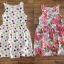 1818 H&M Dress มีทั้ง 2 แบบ (ลายจุดและลายดอก) ขนาด 2-4,4-6,6-8,8-10 ปี thumbnail 1