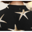 Preorder เสื้อทำงาน สีดำ ลายปลาดาว คอจีน แขนยาว เนื้อผ้าระบายอากาศได้ดี thumbnail 11