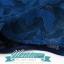 พร้อมส่ง ชุดเดรสทำงาน ผ้าเกาหลี ผ้าโปร่งปักแขนสั้นลายดอกไม้ สีดำ (ซิปหลัง) **พร้อมส่งไซส์ M , L , XL , 2XL ** thumbnail 7