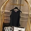 Pre-order เสื้อทำงาน สีดำ เสื้อคอกลมแขนกุด เนื้อผ้าซีฟองอย่างดีพร้อมซับใน ใส่ด้านในสูทก็สวยเก๋ thumbnail 1
