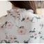 Preorder เสื้อทำงาน สีขาว คอตั้งแต่งระบายคอและช่วงแขนน่ารัก พิมพ์ลายดอกไม้สวยหวาน เรียบร้อยมากค่ะ thumbnail 15