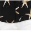 Preorder เสื้อทำงาน สีดำ ลายปลาดาว คอจีน แขนยาว เนื้อผ้าระบายอากาศได้ดี thumbnail 12