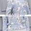 Preorder เสื้อทำงาน คอกลม แขนระบาย จั้มช่วงเอวเก๋ๆ thumbnail 9