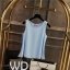 Pre-order เสื้อทำงาน สีฟ้าอ่อน เสื้อคอกลมแขนกุด เนื้อผ้าซีฟองอย่างดีพร้อมซับใน ใส่ด้านในสูทก็สวยเก๋ thumbnail 1