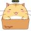 โลกบ๊องแบ๊วของแมวตัวกลม เล่ม 11 thumbnail 1