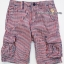 1180 Gap Kids Shorts - Checked/Red ขนาด 8,10,12 ปี