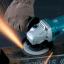 เครื่องเจียร์มือลูกหมูใบเจียร์4นิ้ว ปรับรอบได้5ระดับ MAKITA-GA4040C thumbnail 1