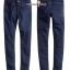 1075 H&M Skinny Jean - Denim Blue ขนาด 10-11,11-12 ปี