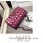 Pre-order กระเป๋าหนังแท้ สีไวน์แดง สไตล์ ZARA งานสวย หนังนิ่ม thumbnail 2