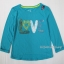 1257 Gap Kids Long Sleeve - Turquoise ขนาด 6-7 ปี