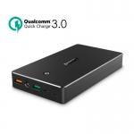Aukey Qualcomm Quick Charge 3.0 20,000 mAh Slim Powerbank