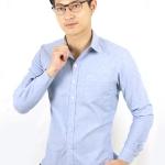 เสื้อเชิ้ตแขนยาว ชาย NANAPA Shirts NA-012