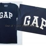 1705 Gap Arch Logo T-Shirt - Navy Blue ขนาด L,XL