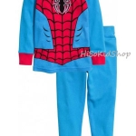 1246 H&M Jersey Pajamas - Blue/Spiderman ขนาด 4-6,6-8 ปี