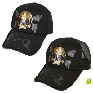 CRAZY 9012 SKULL CAP