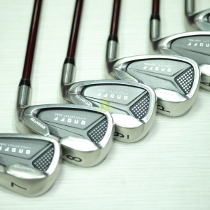 IRON SET ONOFF FORGED TUNGSTEN WEIGHTED 7-9,P.A.S (R2)