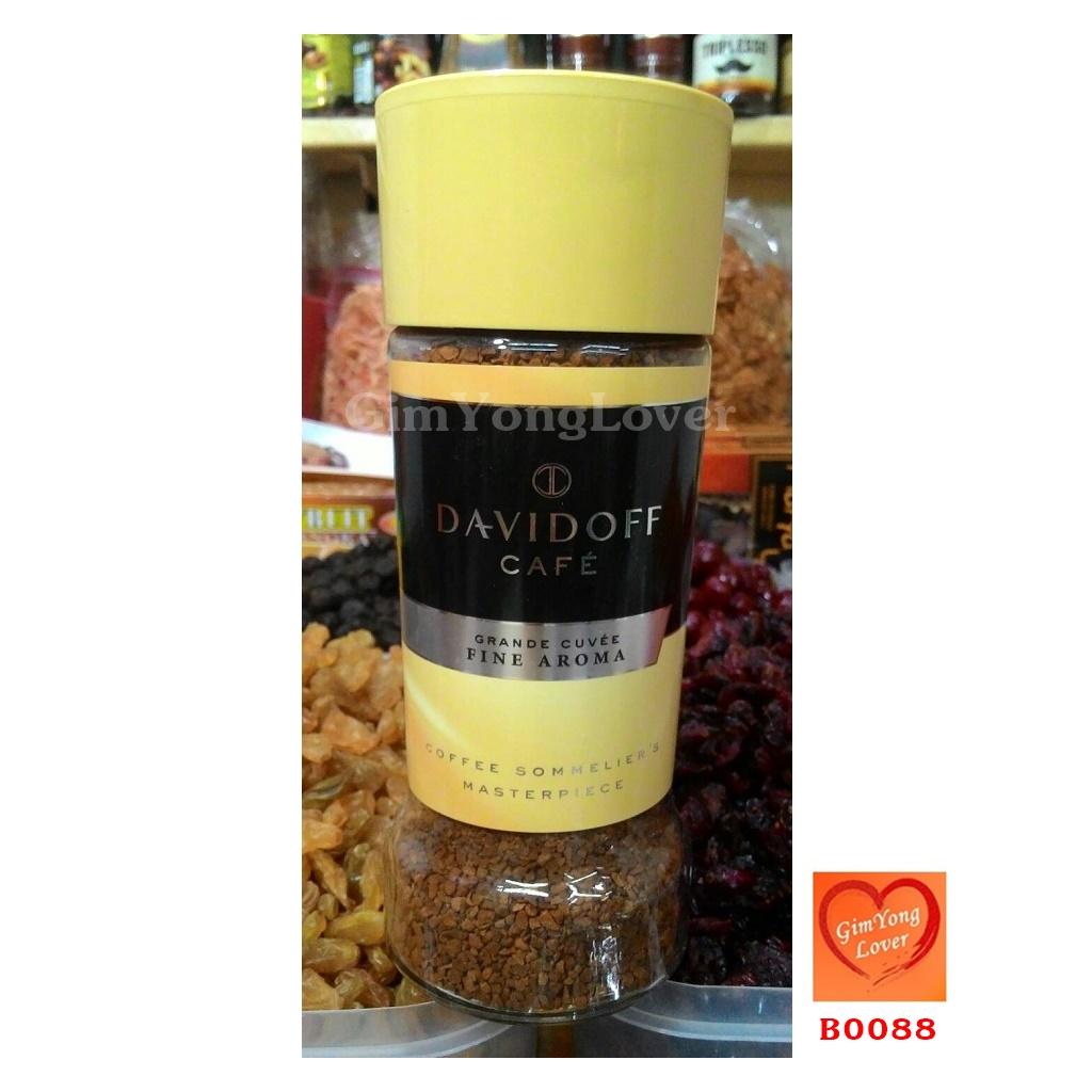 แดวิดอฟฟ์ กาแฟไฟน์อโรมา (Davidoff Cafe Fine Aroma Coffee)