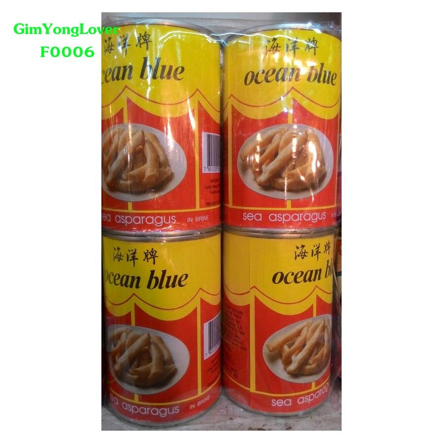 หน่อไม้ทะเล ตรา Ocean Blue