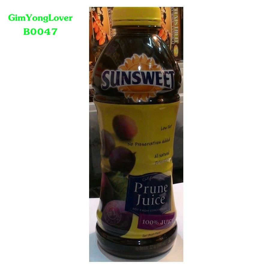 ซันสวีท น้ำลูกพรุน (Sunsweet Prune Juice)