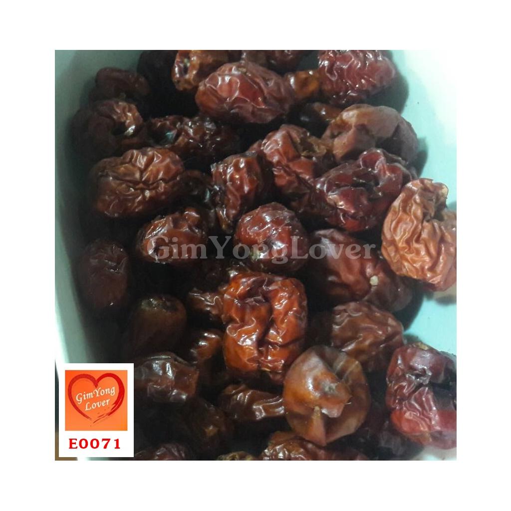 พุทราจีนอบแห้ง แกะเม็ด (Chinese Date)