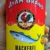 อะยัม ปลาแมคเคอเรลในซอสมะเขือเทศ กระป๋องใหญ่ (AYAM BRANDS Mackerel)