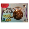 Oat Krunch คุ๊กกี้ข้าวโอ๊ตดาร์กช็อคโกแลต 8 ห่อ (Oat Krunch Dark Chocolate with Organic Hazelnut)